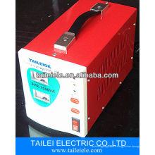 Ac avr relais stabilisateur automatique de tension de tension SVR-1500W