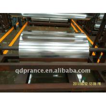 Rollos jumbo de aluminio