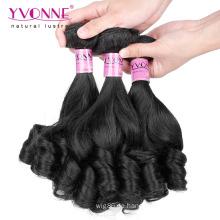 Top Qualität Fumi Virgin menschliche Haarwebart