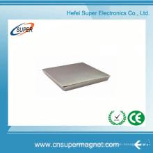 ISO9001 a certifié l'aimant permanent de bloc de néodyme de N40