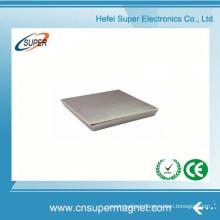 ISO9001 Certificated N40 Neodymium Permanent Block Magnet