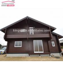 casa de madera bungalow cabaña de madera casa de madera