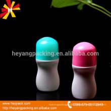50ml plastic gel deodorant container