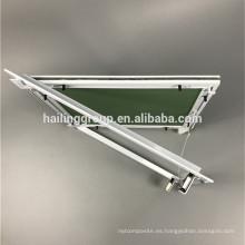 Paneles decorativos de aluminio recomendados / Nuevos diseños de techo para paredes y techos AP7740