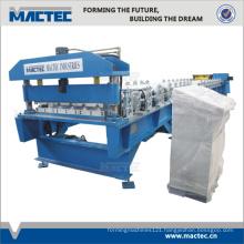 Frp roofing sheet making machine