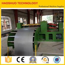 4X1350mm Full Automatic High Precision Siliziumstahl Slitting Line oder Schnitt zur Länge Linie zum Verkauf