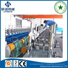 Machine de formage automatique de bande de plafond de forme c