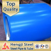 Bobine PPGI Bobine en acier revêtue de couleur (Prepainted)