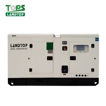 LANDTOP 15KVA Power Electric Generator Venda quente