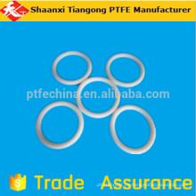 Producto de la industria PTFE Teflon O ring for sealing