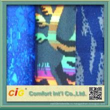 Ткань ткани сиденья автомобиля высокого качества цветастая