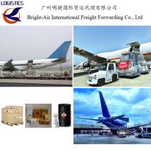 Логистические услуги экспедитора воздушных перевозок из Китая в мире