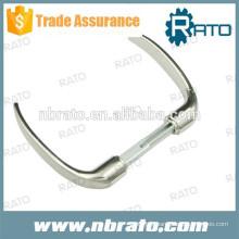 Poignée de porte coulissante en verre en acier inoxydable RDH-113