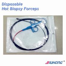 ¡Instrumental quirúrgico proveedor! Pinzas de biopsia caliente Jiuhong para Pakistán