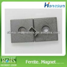 Y35 постоянного прямоугольные ферритовые магниты