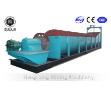 Machine à laver en sable spirale pour la lavage des pierres et des minerais