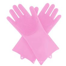 Haushaltswaschhandschuhe Silikonwäscherhandschuhe