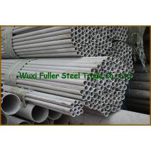 Precio de la tubería de acero inoxidable Ss316 de alta resistencia a la tracción