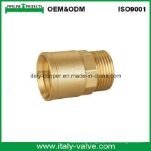 Customized Top Quality Brass Male Coupling (AV-BF-9001)