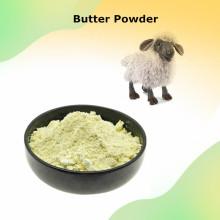 70% Polvo de mantequilla en polvo con sabor a mantequilla de alimentación de hierba
