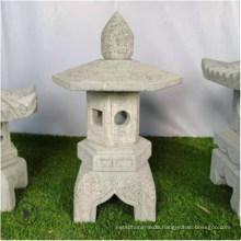 Stone Carving Stone Lamp Park Garden Bluestone Antique Stone Lamp Crafts Temple Japanese Solar Stone Lamp Ornaments