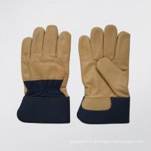 Pig Grain Palm und Back Winter Handschuh (3515)