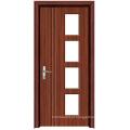 Hot Sale Porta de madeira de alta qualidade com vidro