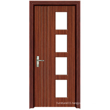 Hot Sale High Quality Wooden Door with Glass