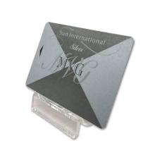 Горячее тиснение Gold Plastic PVC Rfid Card