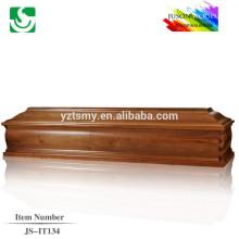 JS-IT134 bonne qualité commerce assurance Italie cercueil