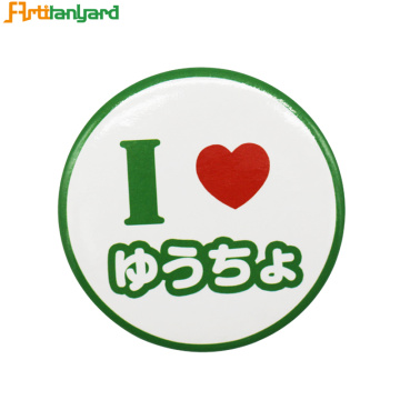Customized Different Color Button Badges