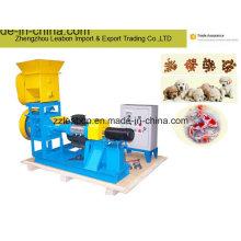 Máquina de la alimentación de la pelotilla de la comida de los pescados del animal doméstico del animal doméstico de la serie de Dgp que hace la máquina del extrusor del alimento de animal doméstico de la máquina del extrusor