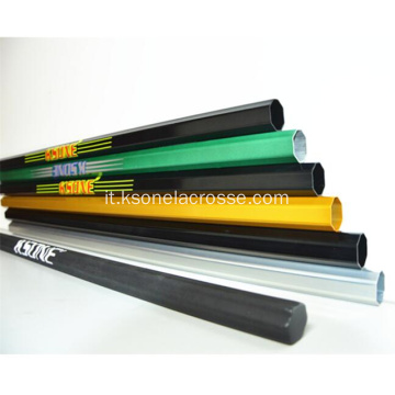 New Carbon Composite Lacrosse Shaft