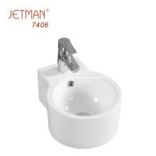 wall mounted cabinet bathroom wash basin