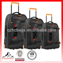 Обновлено повседневные багаж набор, случай перемещения вагонетки,свертывая камера наборы -HCTR0003