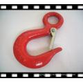Red Painted DIN 689 Metal Eye Hook