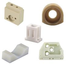High quality ABS / POM / PC / PMMA CNC rapid prototyping cnc plastic processing machining parts