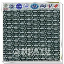 723 fashion spandex dress mesh fabric