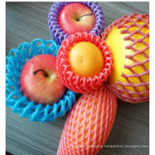 Factory Directly Colorful EPE Foam Fruit Protection Packing Net Cover