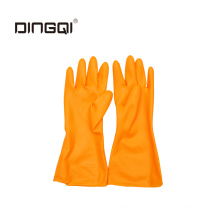 PVC Household Cleaning Kitchen Gloves