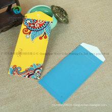 Custom Top Sales Prinitng Red Pocket Envelope for New Year