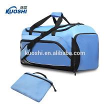 hot sale foldable duffel bag for travel set