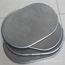 Filterscheibe mit Edelstahldrahtgeflecht