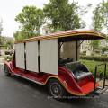 2 или 4 сиденья китайские дешевые мини-электрический автомобиль, антикварный автомобиль с CE для осмотра достопримечательностей