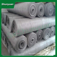 Cheapest low carbon steel galvanized square wire mesh