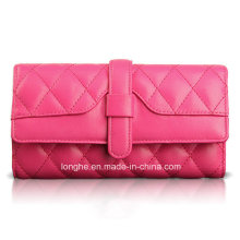 Excellect China Supplier PU New Arrival Wallet (ZX10124)