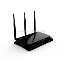 1200Mbps AC Dual-band wireless wifi Router with Five Gigabit LAN Ports,2.4/5G Concurrent Dual Band,CE,FCC