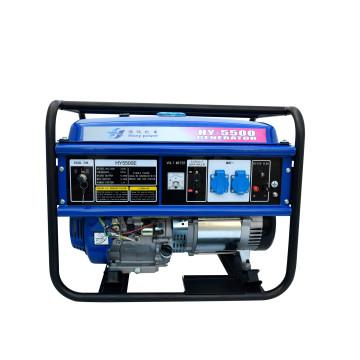 Generador de gasolina de la venta caliente 5kw / 6.5kVA
