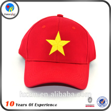 top quality flex fitted hats cap with embroidery