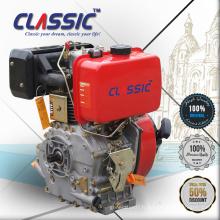 CLASSIC CHINA 178f 5.3HP Diesel Le Moteur, Moteur diesel à 4 temps à vendre, Moteur diesel à 1 cylindre refroidi à l'air